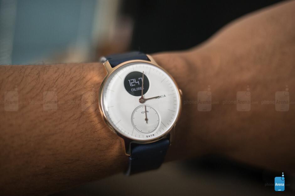 Nokia Steel HR smartwatch Review