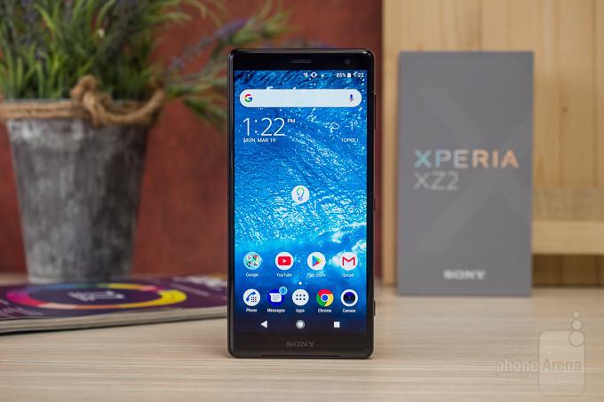 Sony Xperia XZ2 Review - PhoneArena