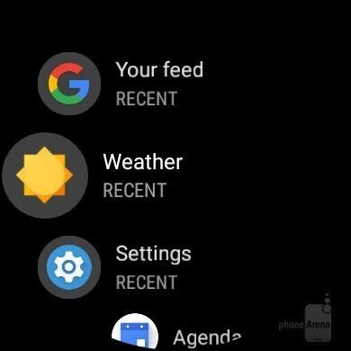 Skagen Falster runs on Google's Wear OS