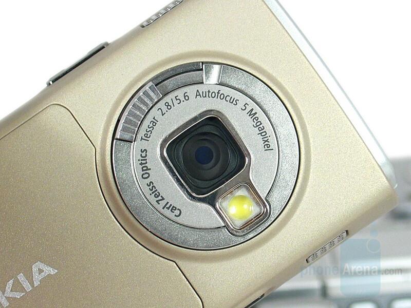 Nokia N95 - Nokia N95, Samsung G600 and Sony Ericsson K850 Camera Comparison