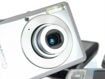 Canon SD630 - Nokia N95, Samsung G600 and Sony Ericsson K850 Camera Comparison