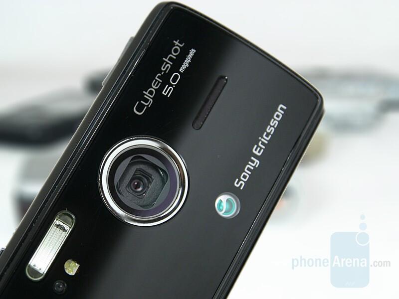 Sony Ericsson K850 - Nokia N95, Samsung G600 and Sony Ericsson K850 Camera Comparison