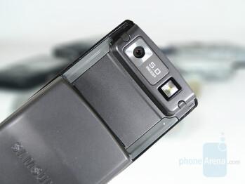 Samsung SGH-G600 - Nokia N95, Samsung G600 and Sony Ericsson K850 Camera Comparison