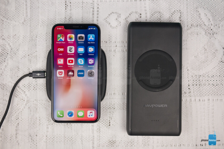 RAVPower HyperAir Charging Pad, Stand, Power Bank Review