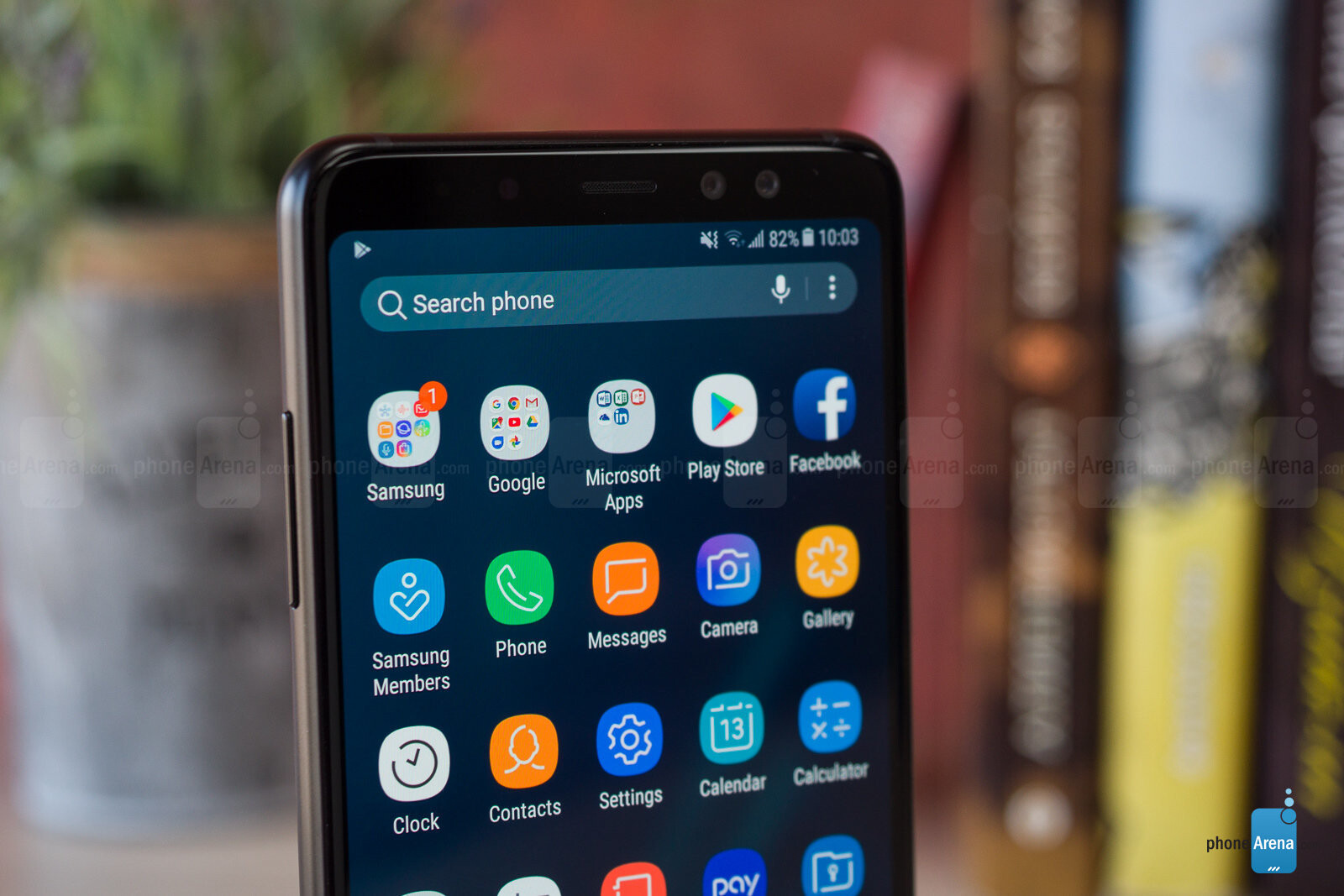 samsung galaxy a8 2018 review phonearena. Black Bedroom Furniture Sets. Home Design Ideas