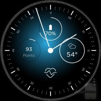 Watchface - Misfit Vapor smartwatch Review
