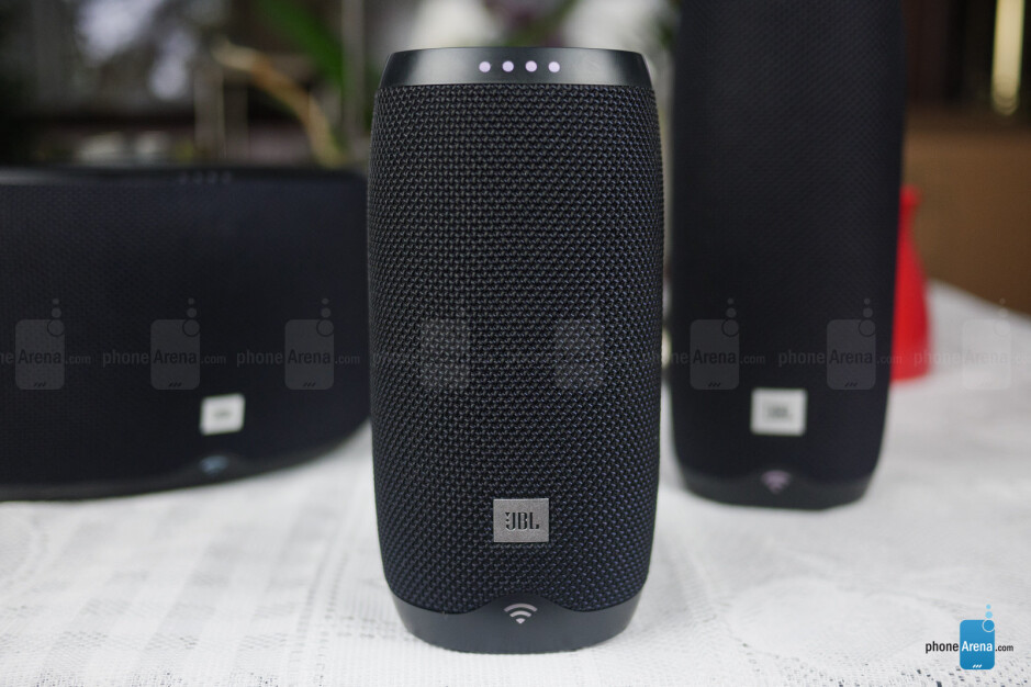 JBL Link 10 - JBL Link 10, 20, 300 smart speakers Review