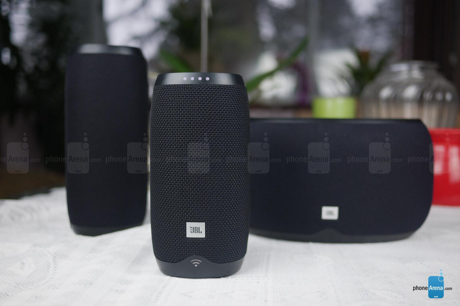 JBL Link 10, 20, 300 smart speakers Review - PhoneArena
