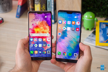 Huawei P20 & P20 Pro Review - PhoneArena