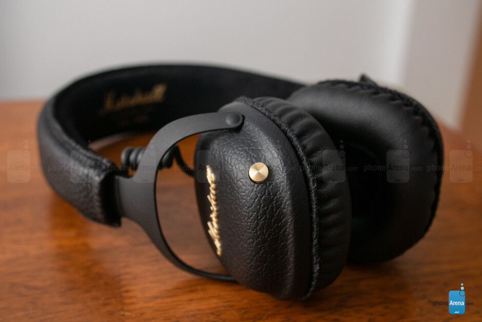 The multi-directional knob - Marshall MID ANC headphones review
