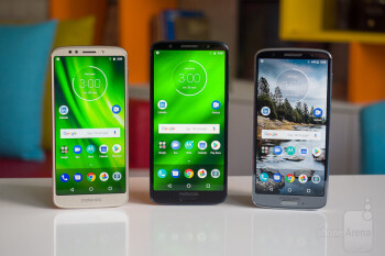 Motorola Moto G6, G6 Plus and G6 Play Review