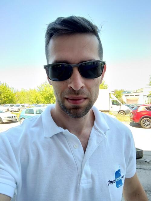 Nokia 6.1 (2018) selfie samples