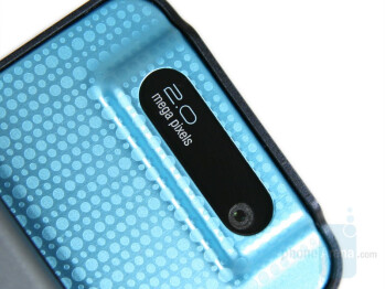 2 Megapixel Camera lens - Sony Ericsson W580 Review