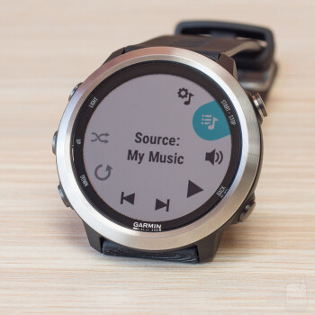 The music player - Garmin Forerunner 645 Music Review