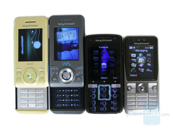 2 - Sony Ericsson W580 Review