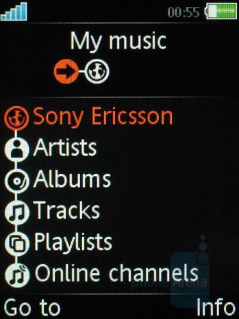 Walkman 2.0 player - Sony Ericsson W580 Review