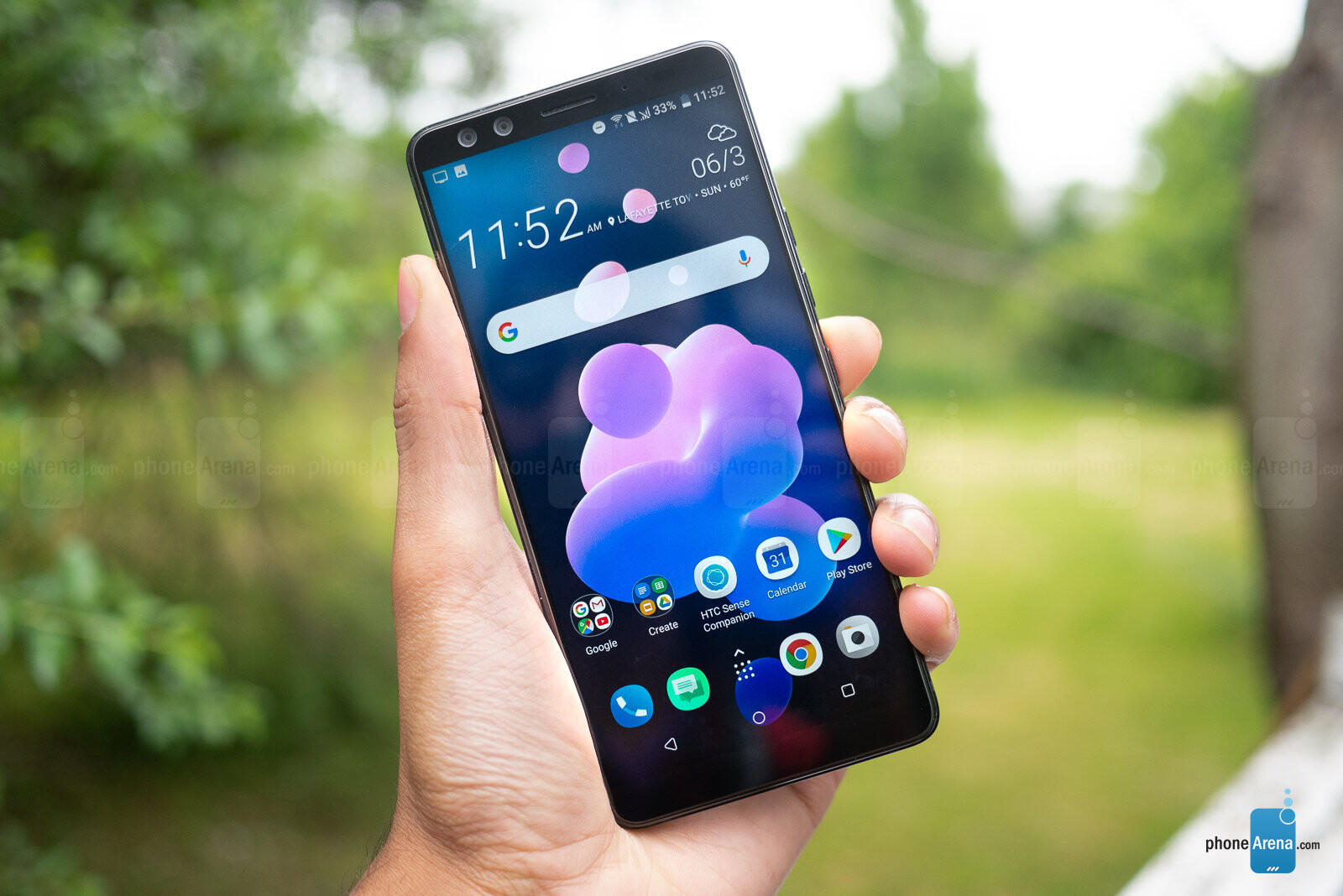 HTC U12+ Review - PhoneArena