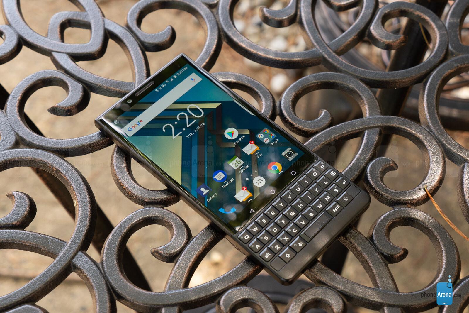 BlackBerry KEY2 Review - PhoneArena