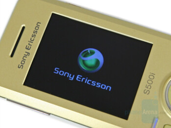 QVGA display - Sony Ericsson S500 Review