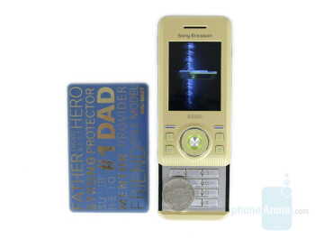 1 - Sony Ericsson S500 Review