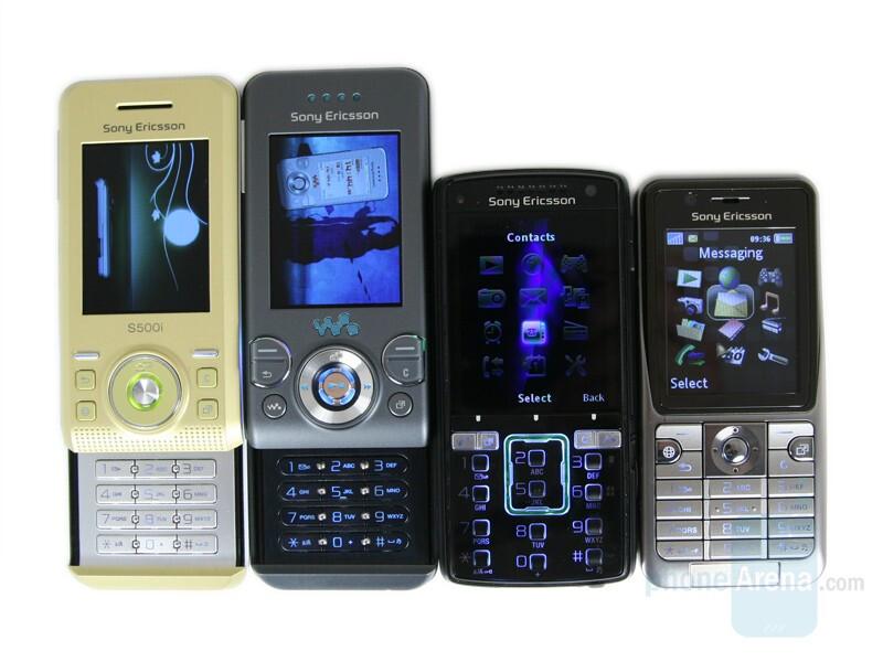 Sony Ericsson S500 Review