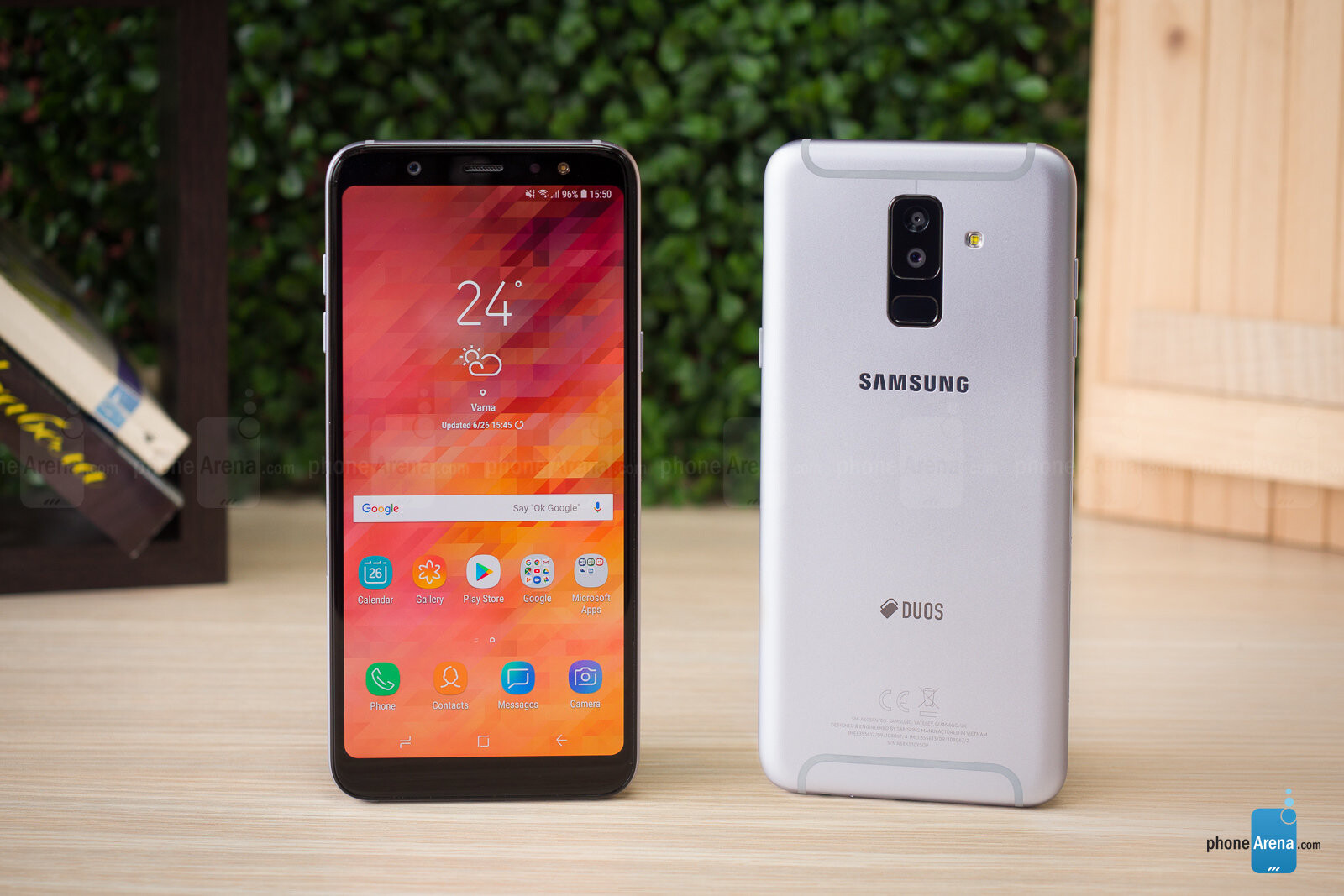 Samsung Galaxy A6+ (2018) Review - PhoneArena