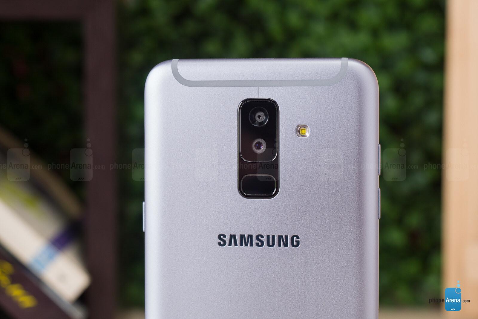 sale retailer e2338 4c26e Samsung Galaxy A6+ (2018) Review - PhoneArena