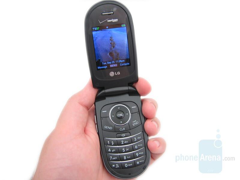 lg vx8350 review rh phonearena com LG VX5600 LG VX8300