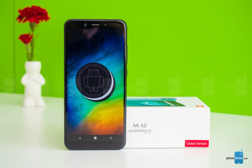 Xiaomi Mi A2 with Android One
