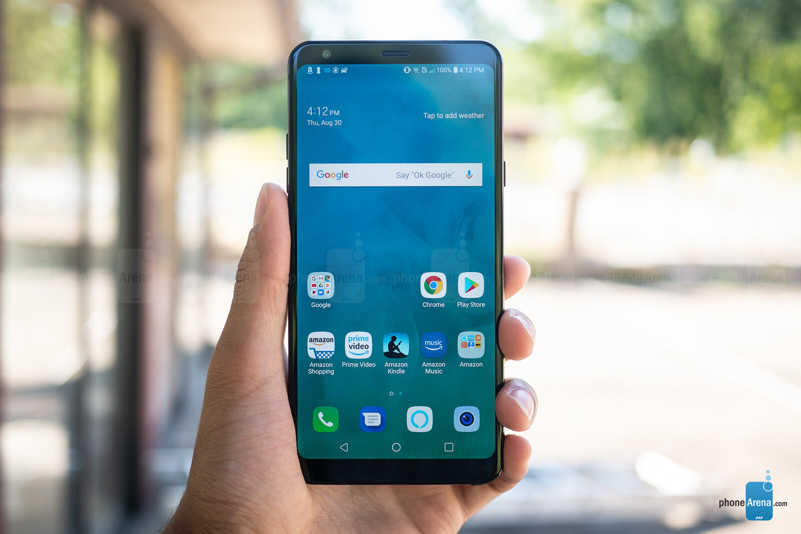 LG Stylo 4 Review - PhoneArena