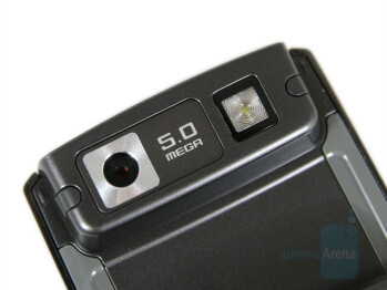 5 Megapixel camera - Samsung SGH-G600 Review