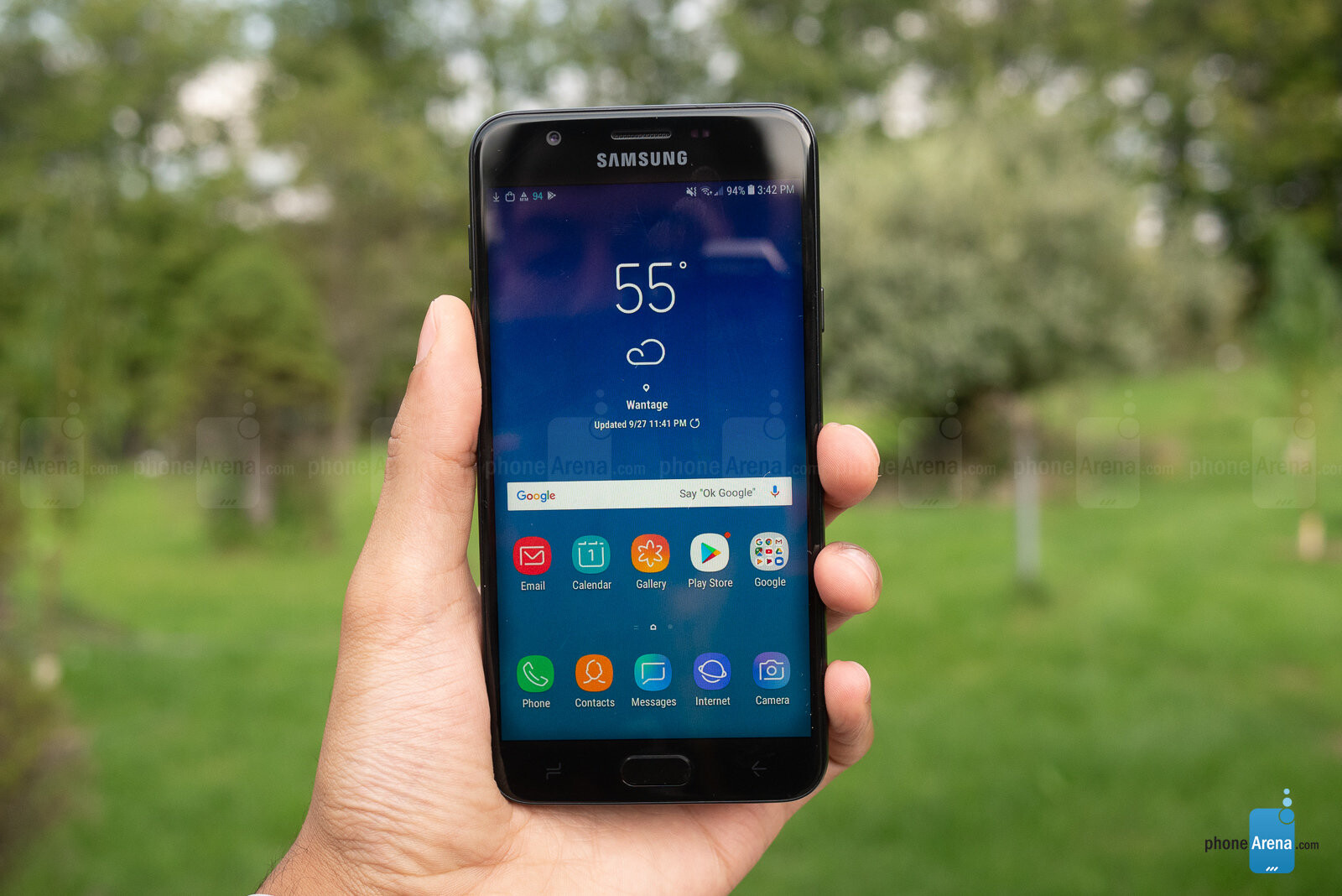 samsung galaxy j7 for at t 2018 review. Black Bedroom Furniture Sets. Home Design Ideas