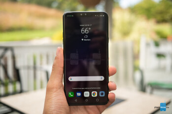 LG V40 ThinQ Review - PhoneArena