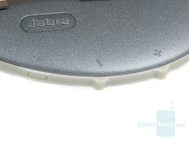 Volume Control and Pairing button - Jabra BT500 Review