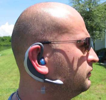 Jabra BT200 Freespeek Bluetooth Headset review