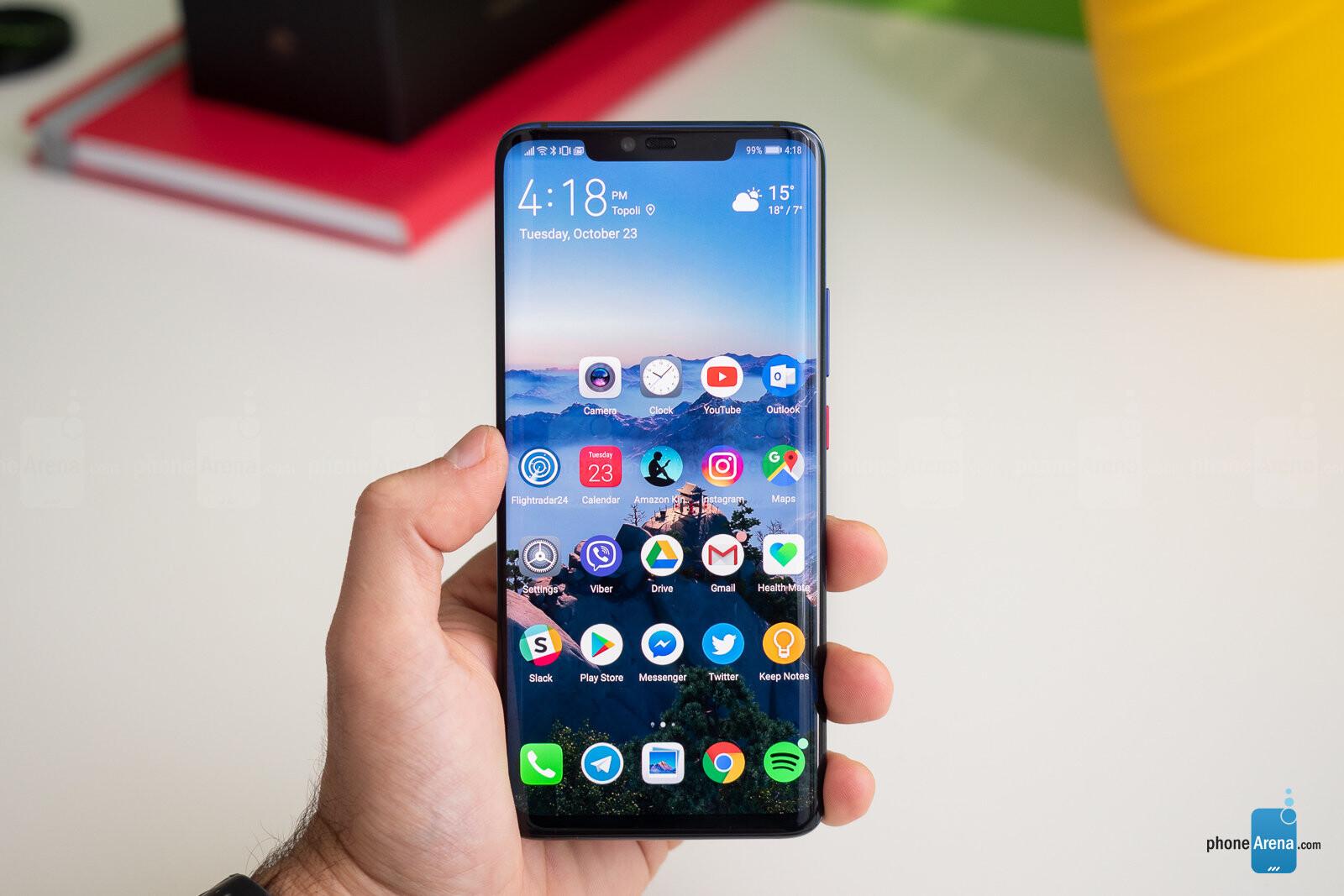 Huawei Mate 20 Pro Review - PhoneArena
