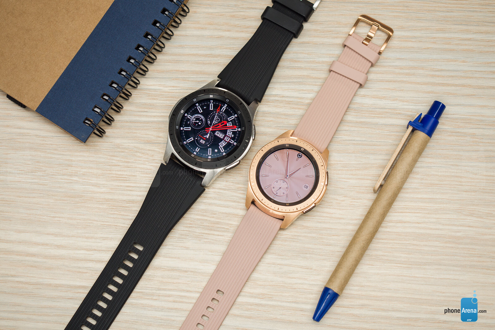 Samsung Galaxy Watch Review - PhoneArena