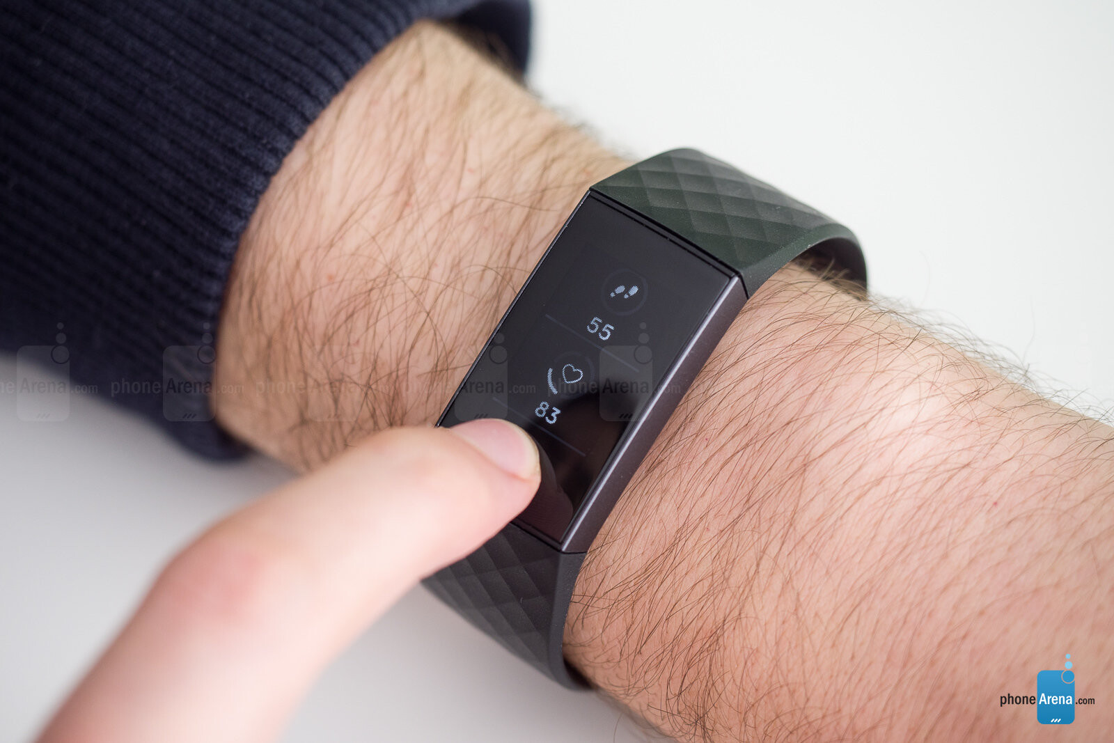 Fitbit Charge 3 Review - PhoneArena