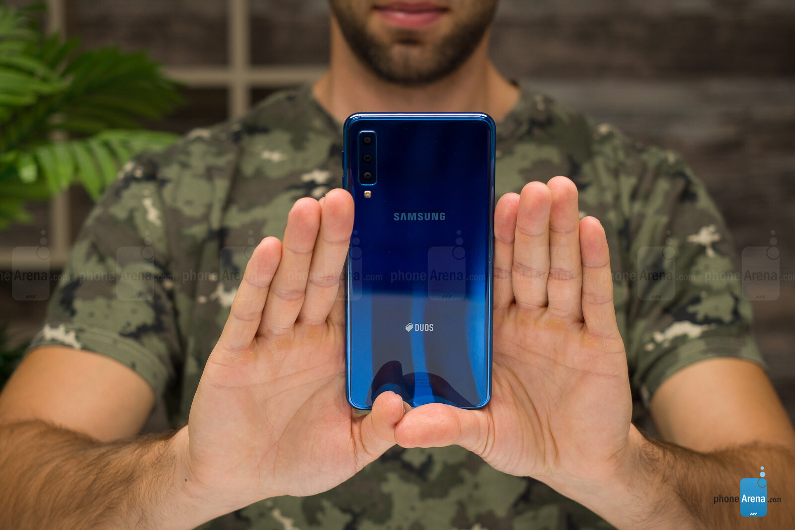 Samsung Galaxy A7 (2018) Review - PhoneArena