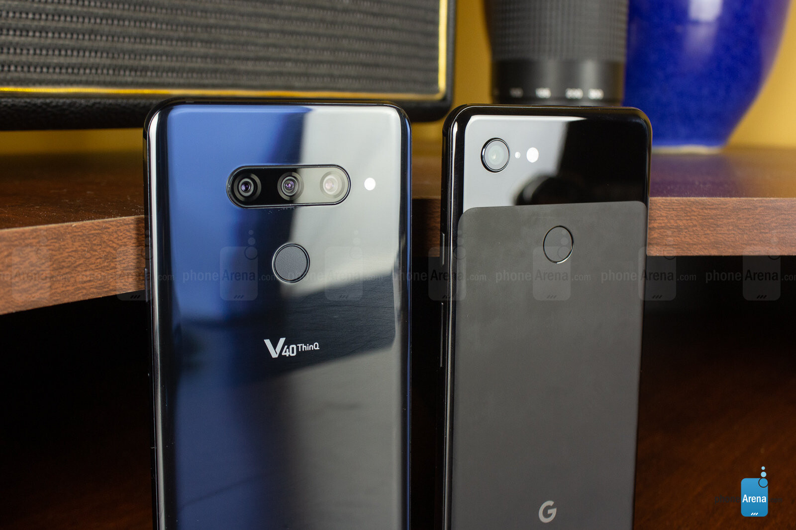 Google Pixel 3 XL vs LG V40 ThinQ - PhoneArena
