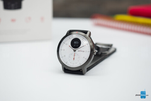 Withings Steel HR Sport Review