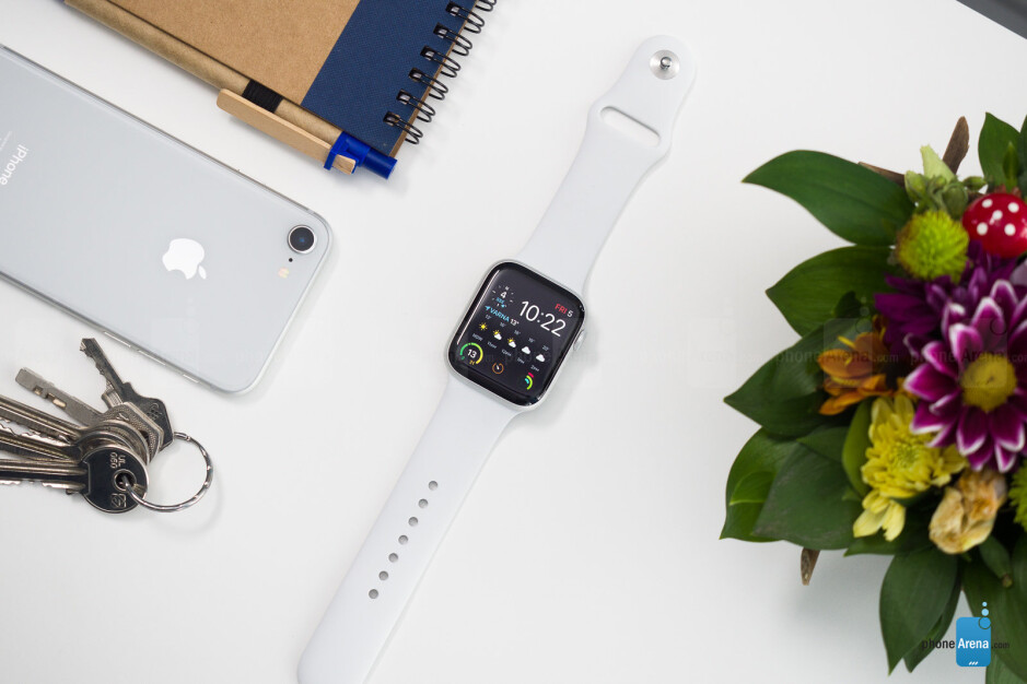 The Apple Watch - Withings Steel HR Sport Review
