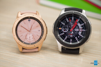 Samsung Galaxy Watch - Withings Steel HR Sport Review