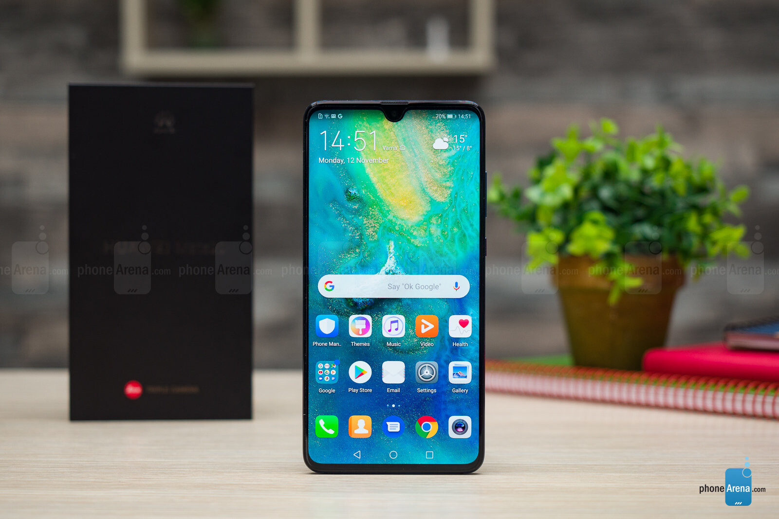 Huawei Mate 20 Review - PhoneArena