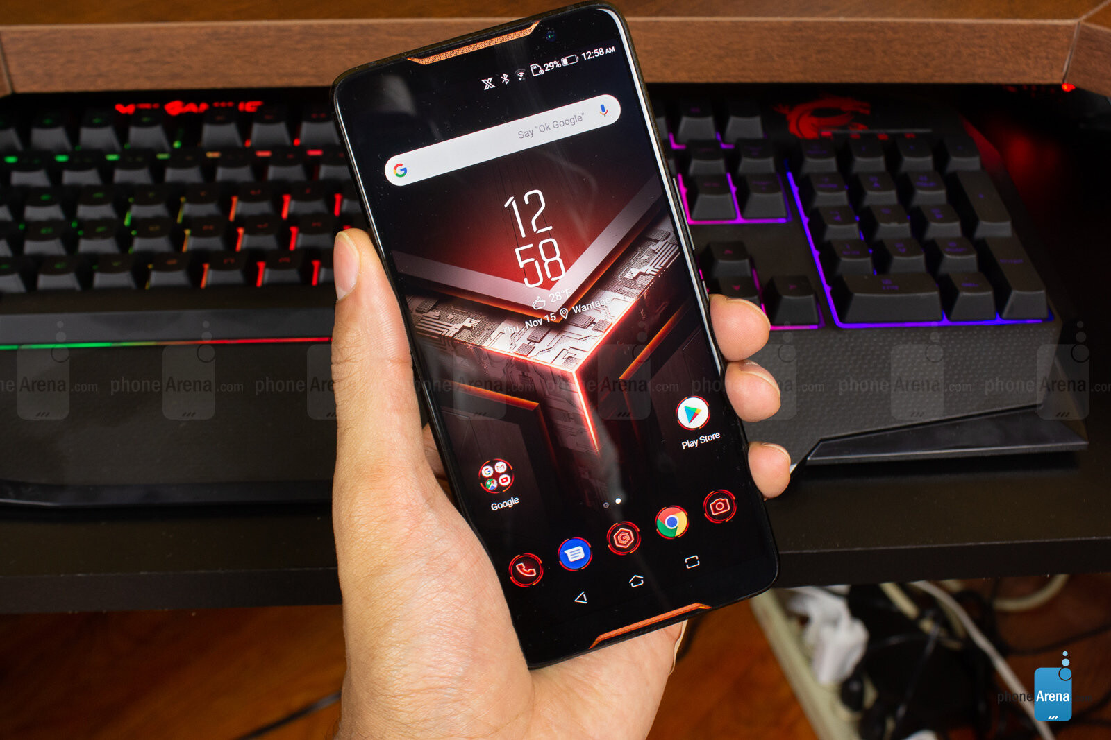 Asus ROG Phone Review - PhoneArena