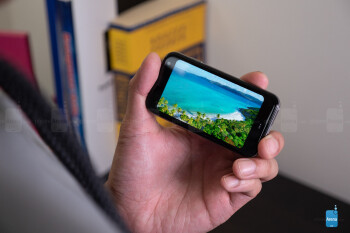 Palm phone Review