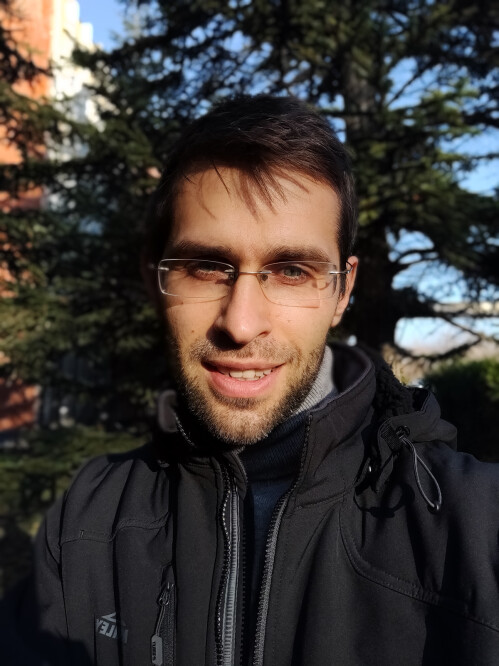Portrait mode - OnePlus 6T