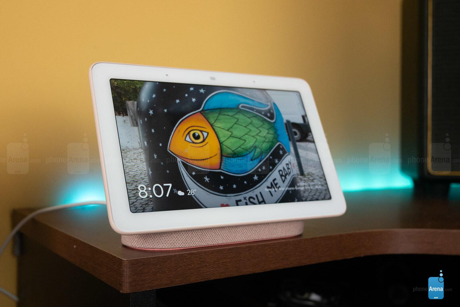 Google Home Hub Review - PhoneArena