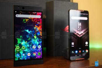 Razer phone 2 vs Asus ROG Phone