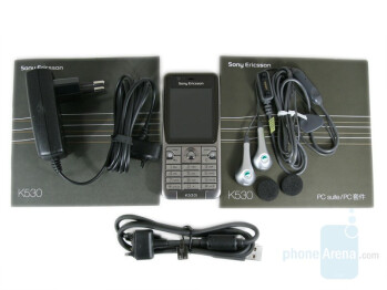Sony Ericsson K530 Review